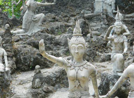 L'incanto di Koh Samui, kop khun khaa Thailand