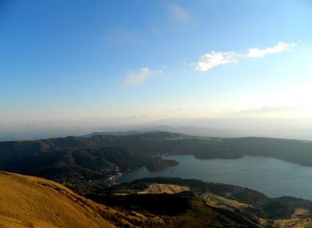 Hakone, in cima al vulcano Giapponese